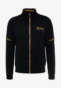 BOSS - SKAZ - Zip-up hoodie - black - 3