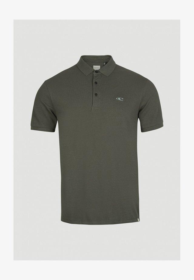 TRIPLE STACK  - Poloshirt - military green
