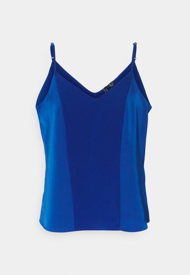 VMCOCO SINGLET - Débardeur - sodalite blue