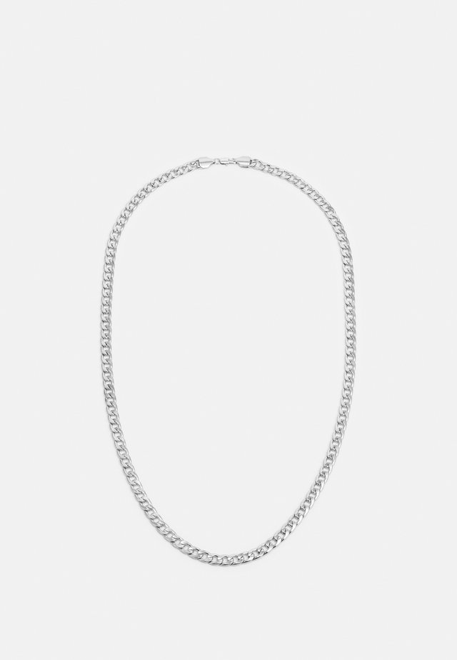 BASIC NECKLACE - Collana - silver-coloured