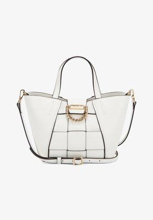 ADLER - Tote bag - optic white