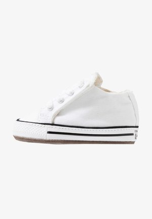 CHUCK TAYLOR ALL STAR CRIBSTER MID - Chaussons pour bébé - white/natural ivory