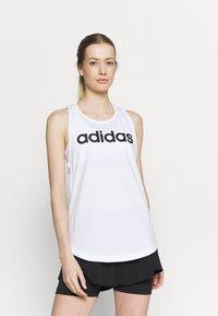 adidas Performance - Top - white/black - 0