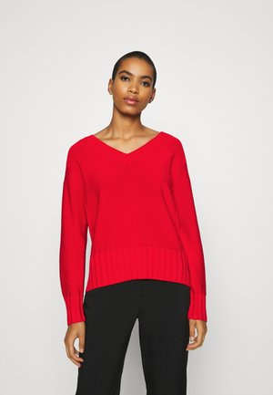 AIMY - Jumper - primary red