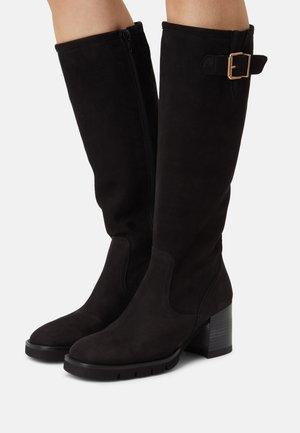 HIRUNE - Boots - black