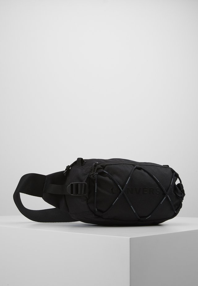 SWAP OUT SLING PACK - Ledvinka - black