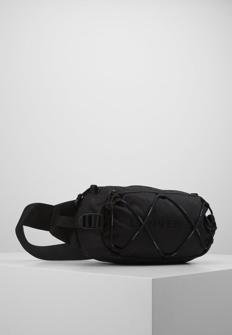 Converse - SWAP OUT SLING PACK - Bum bag - black