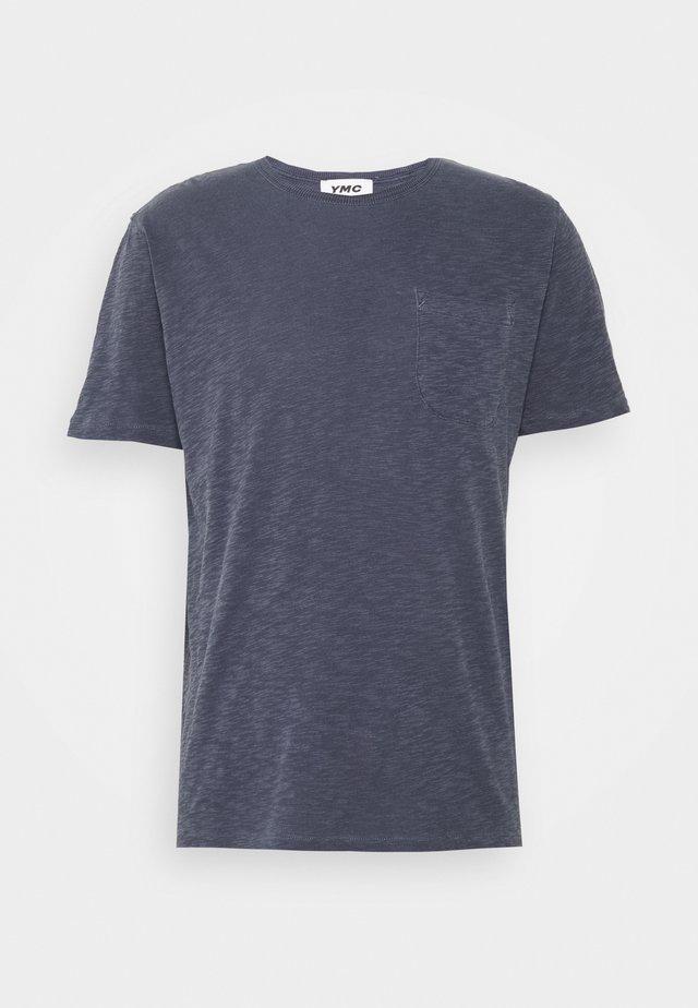 WILD ONES POCKET - T-shirt basique - navy