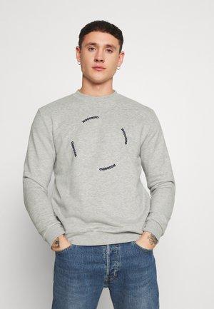 MUFTI SIRK CREW - Sweatshirt - grey
