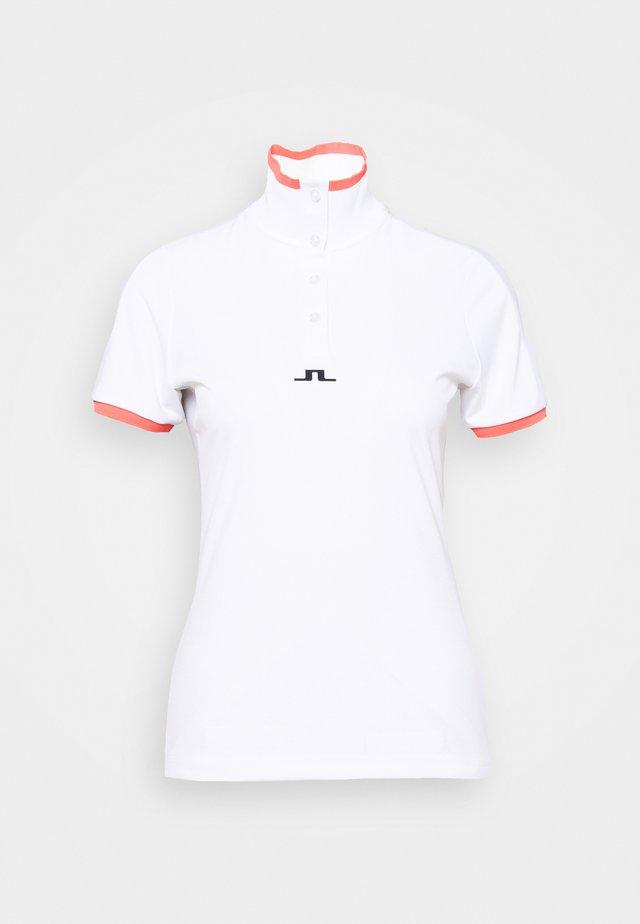 MINNA GOLF - Polo shirt - white