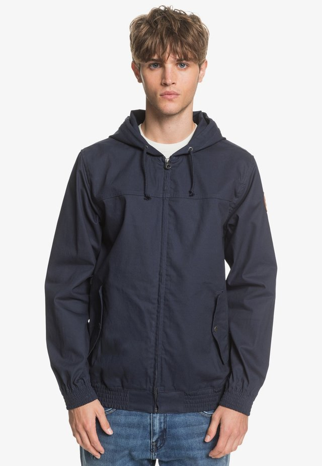 BROOKS  - Summer jacket - navy
