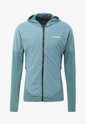 TERREX SKYCLIMB FLEECE JACKET - Zip-up hoodie - green