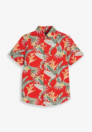 ALL OVER PRINT - Camicia - red