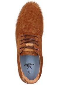 Sansibar Shoes - Sneakersy niskie - mittelbraun - 3
