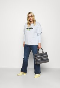 Levi's® Plus - PLUS 70S HIGH FLARE - Relaxed fit jeans - sonoma train - 1