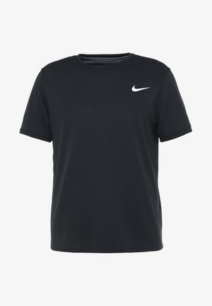DRY - Basic T-shirt - black/white