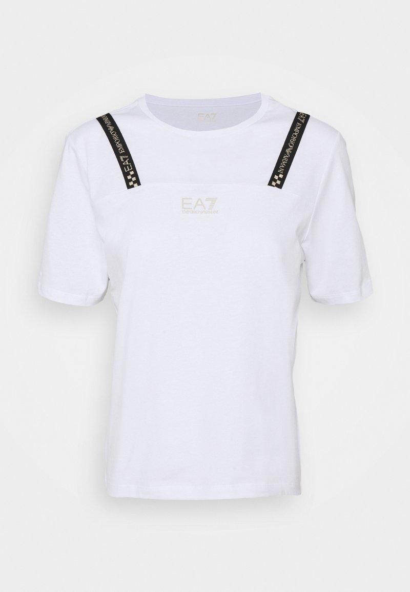 EA7 Emporio Armani - T-Shirt print - white