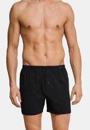 4ER PACK - Boxershort - weiß / schwarz