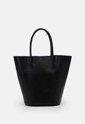 GIA BUCKET TOTE - Shopping bag - black