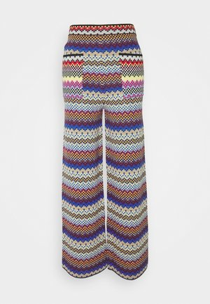 PANTALONE - Pantaloni - multicoloured