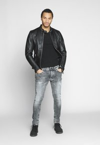Tigha - MORTEN 9941  - Jeans slim fit - light grey - 1