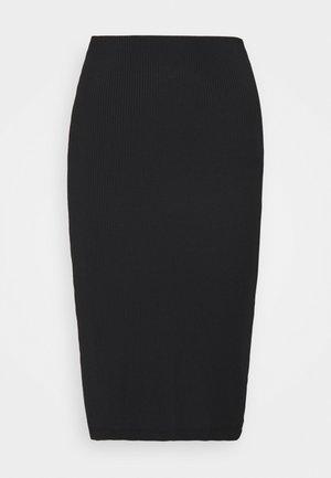 INARI - Blyantnederdel / pencil skirts - black