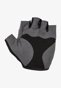 Endurance - Fingerless gloves -  black - 0