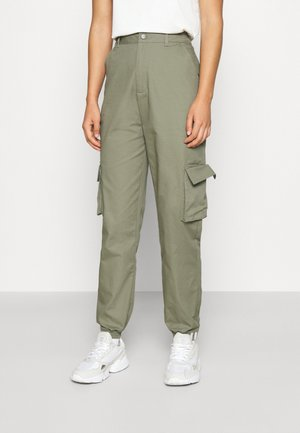 PANT - Cargo trousers - clay