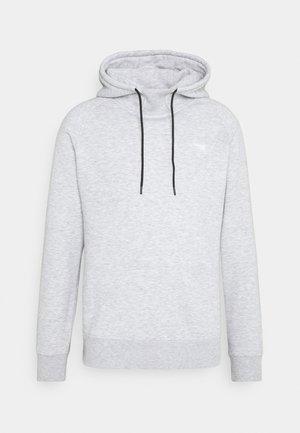 JCOPONN - Hoodie - light grey melange/new light grey