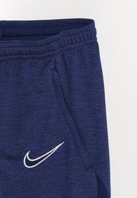 Nike Performance - DRY ACADEMY - Joggebukse - blue void/white - 2