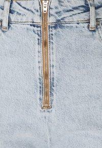 KENDALL + KYLIE - STRAIGHT - Jeans straight leg - medium blue/dark blue - 5