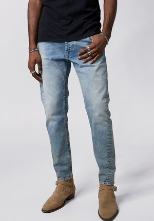 Slim fit jeans - vintage light blue