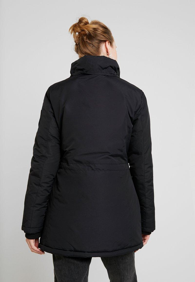 Superdry ASHLEY EVEREST   Wintermantel   black/schwarz   Zalando.de