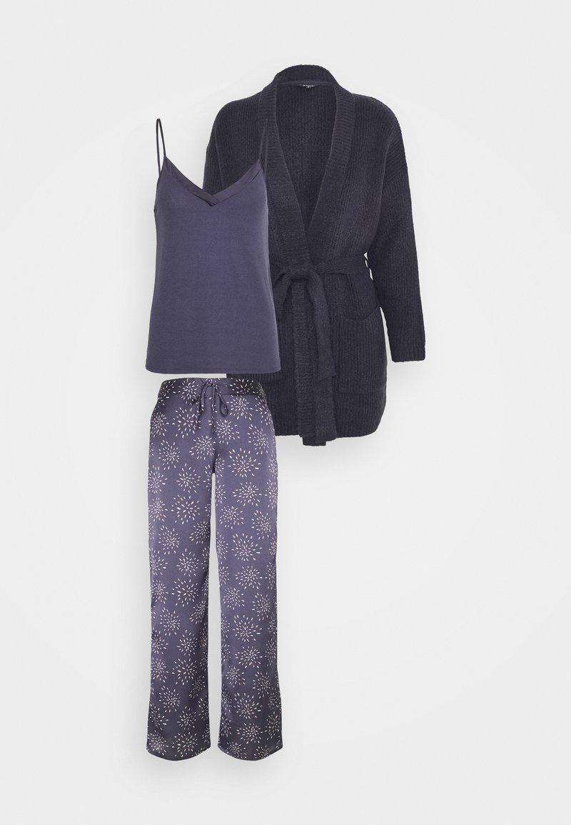 Etam - HELEN SET - Pyjama set - indigo