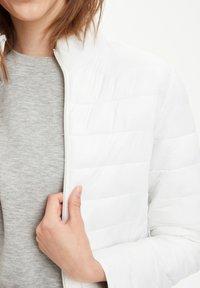 DeFacto - Winter jacket - white - 3