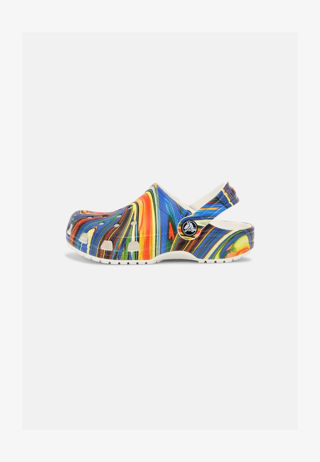 CLASSIC OUT OF THIS WORLD - Chanclas de baño - bright cobalt/white