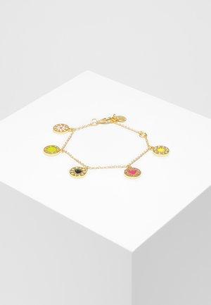 BIMBA Y LOLA THIN PIECES BRACELET - Armband - gold