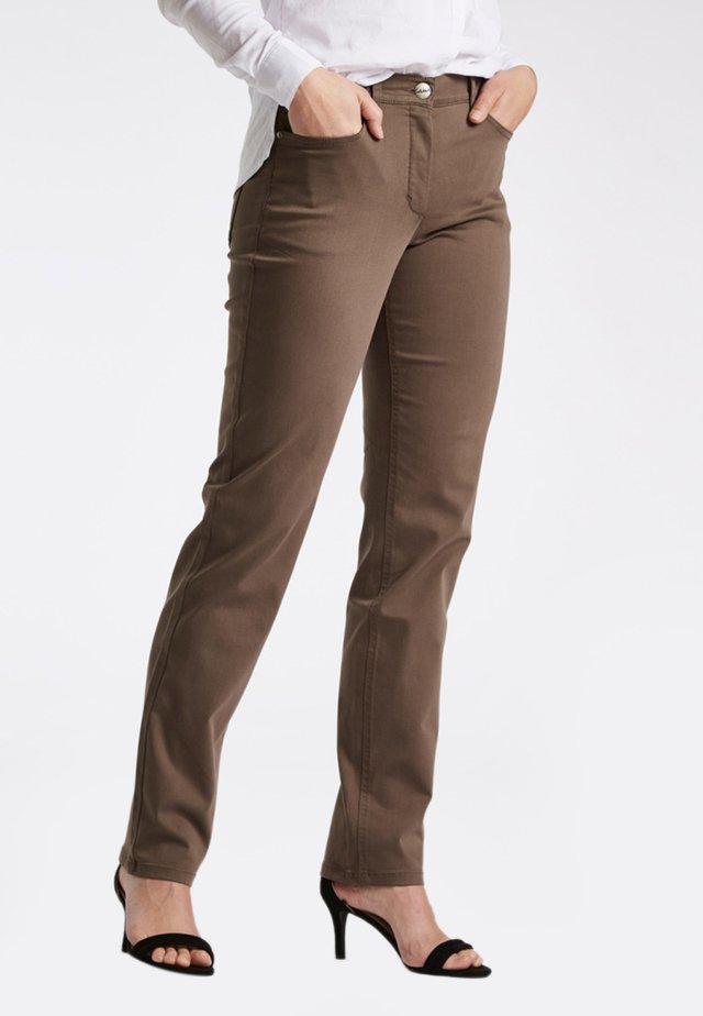 Trousers - major brown