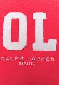 Polo Ralph Lauren - Triko spotiskem - bright hibiscus - 6
