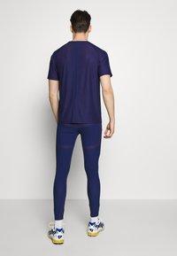 Tommy Sport - LEGGING - Tights - blue - 2