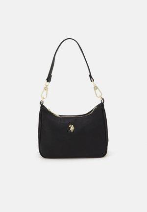 HOUSTON MINI HOBO - Across body bag - black