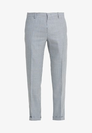 GENTS TROUSER - Tygbyxor - dark blue