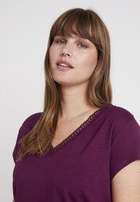 Anna Field Curvy - T-shirts print - purple potion - 5