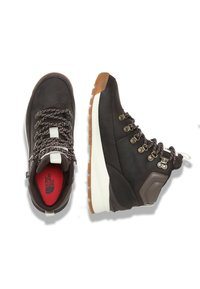 The North Face - W BACK-TO-BERKELEY MID WP - Outdoorschoenen - demitassebrn/bipartisnbrn - 1