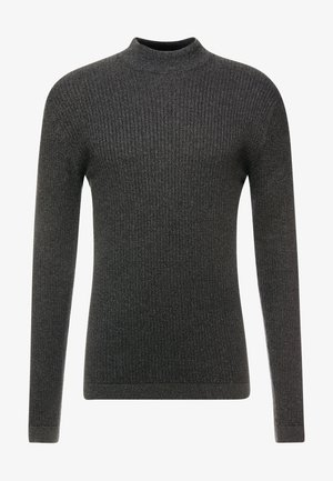 MUSCLE TURTLE - Jumper - dark grey