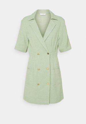 Day dress - vert amande