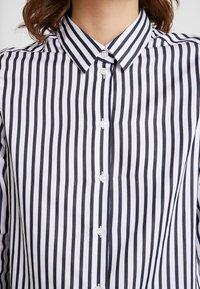 Seidensticker - FASHION - Button-down blouse - dark sapphire - 4