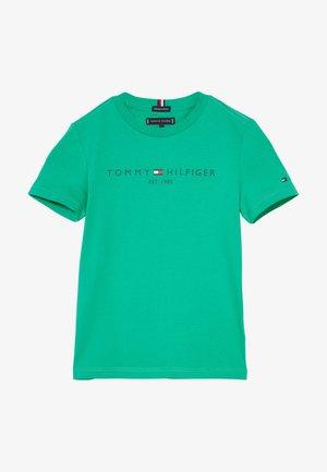 ESSENTIAL LOGO UNISEX - T-shirt imprimé - green