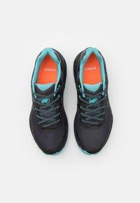 Mammut - SERTIG II LOW GTX - Hiking shoes - black/dark frosty - 3