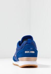 Skechers Sport - OG 85 - Zapatillas - royal blue/rose gold - 5